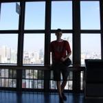 Tokyo Tower inside